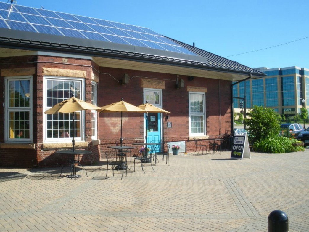 The Depot Coffee House