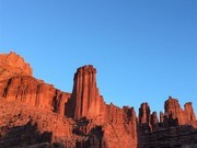 Image for Fisher Towers Hiking Trail