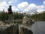Image for Wild Basin/Thunder Lake