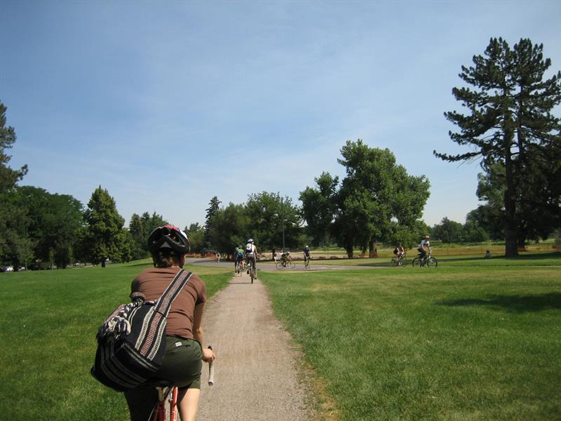 Image for Washington (Wash) Park Cycling