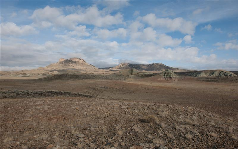 Image for Oregon Buttes
