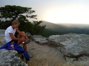Image for Hanging Rock State Park: Moores Wall Loop