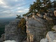 Image for Hanging Rock State Park: Hanging Rock/Indian Creek trails