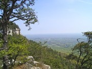 Image for Pilot Mountain State Park: Ledge Spring/Jomokee Loop Trail